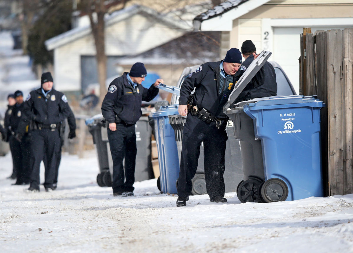 do police have the right to search your trash? | privacy for cops