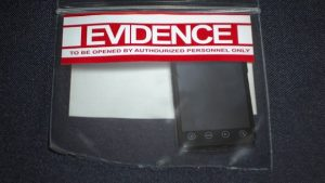 Cell Phone Evidence
